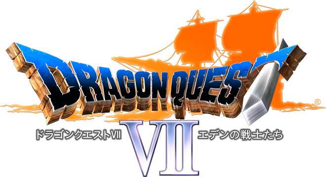 DQ7ロゴ
